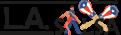 L.A. Salsa Mobile Logo